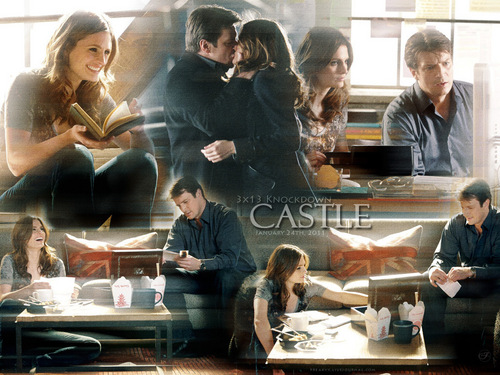 Castle & Beckett wallpaper containing a brasserie and a bistro called Castle & Beckett