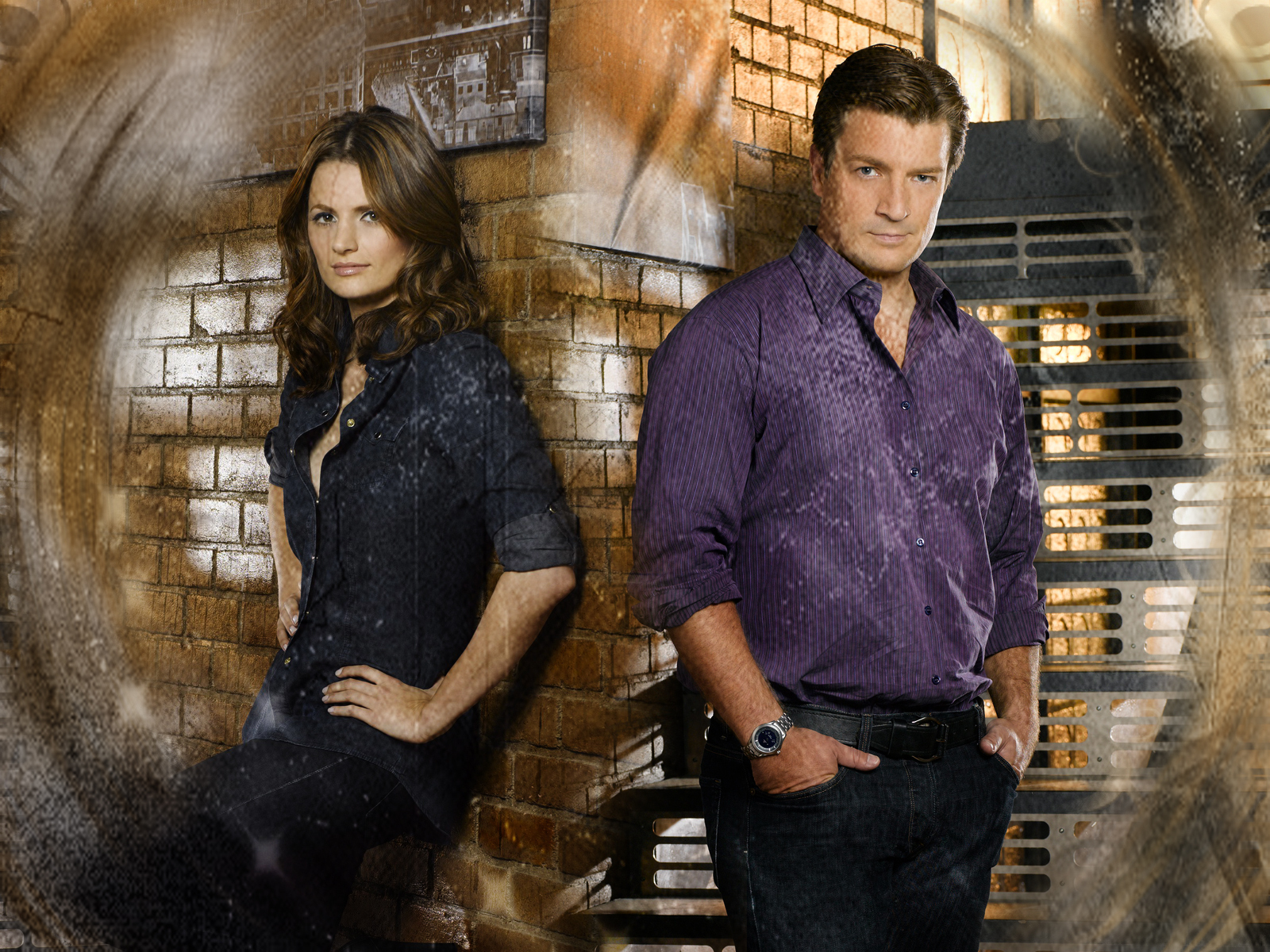 Castle & Beckett Castle & Kate