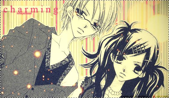 Charming Junkie - charming-junkie-manga photo