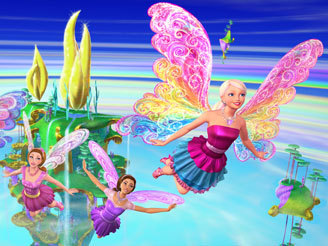 Cute Image - barbie-a-fairy-secret Photo