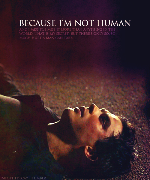 Damon Quote