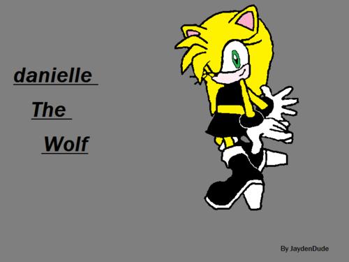 Danielle The بھیڑیا