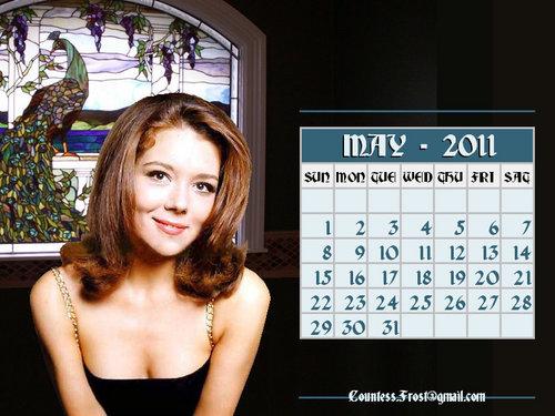 Diana - May 2011 (calendar)