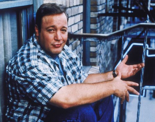 The King of Queens achtergrond probably with a holding cell and a penal institution entitled Doug