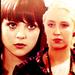 Emily and Naomi - skins icon