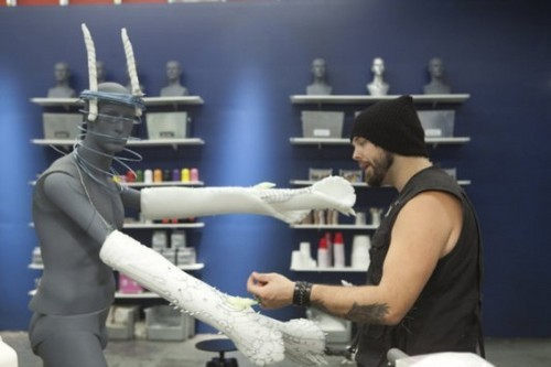 Face Off Syfy Show Images Face Off Wallpaper And
