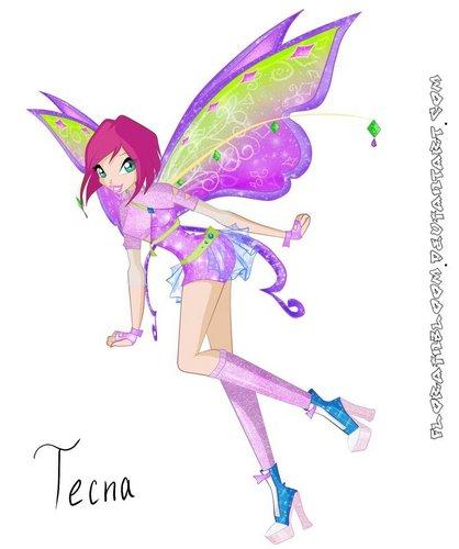 fã Arts of Tecna♥