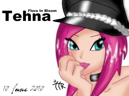Fan Arts of Tecna♥