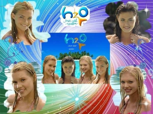 H2o just add water images friends together wallpaper and for Immagini h2o