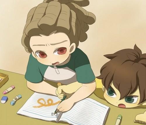 Fudou e Kidou 2