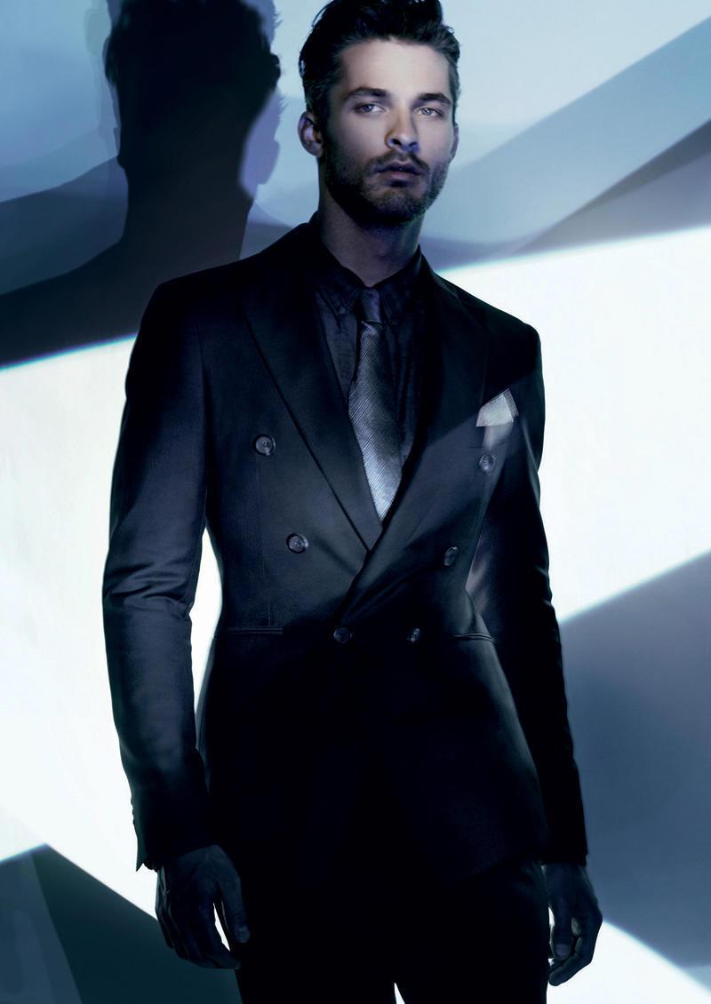 giorgio armani models - photo #1