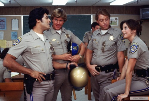 Grossman, Ponch, Jon, Sindy
