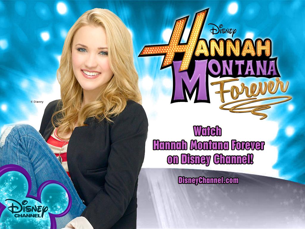 Hannah Montana Season 4 Cast
