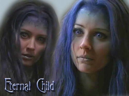 Illyria wallpaper with a portrait called Illyria
