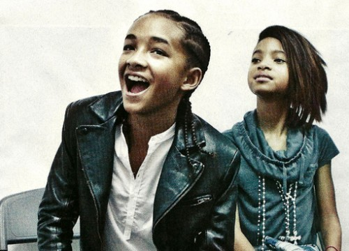 Willow Smith 壁纸 containing a well dressed person called Jaden & Willow :)