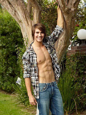 James Maslow wallpaper possibly containing a mahogany, a live oak, and a beech titled James Maslow Shirtless
