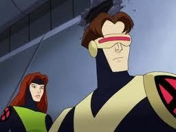 Jean Grey and Cyclops X-men Evolution