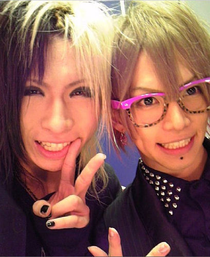 Jun and Takeru