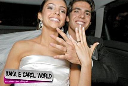 Kaka&Carol's wedding