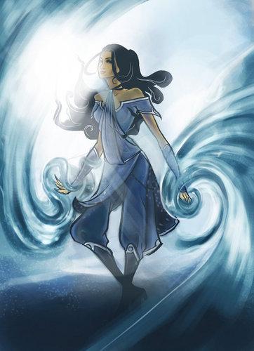 Katara of avatar