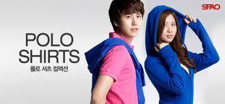 Kyuhyun and Seohyun SPAO 2011