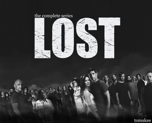 LOST Final Series Poster - Main Cast