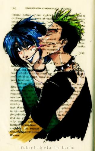 Lick door Fukari