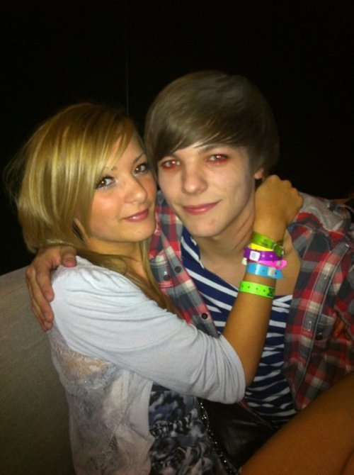 Louis & Hannah = True Love (Love Them 2gether) Picture Perfect! 100% Real :) x