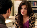 Lucy Hale as Aria Montgomery - lucy-hale photo