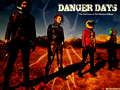 MCR Danger Days:) The gangs all here:)