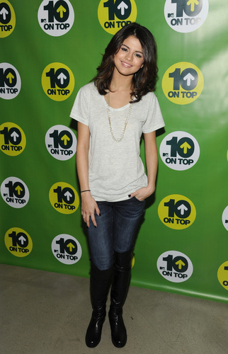 March 17 - MTV's '10 On Top'