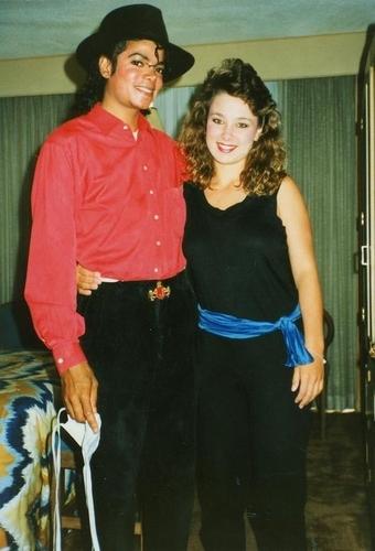 Michael Jackson <3 Bad era
