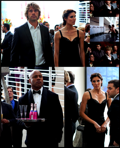 NCIS:LA | 2x19 - Enemies Within - deeks-and-kensi Fan Art