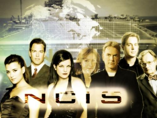 NCIS Season Three wolpeyper