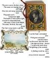 Naples - Lines written Near - poetry fan art
