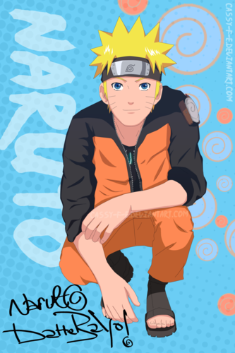 Naruto is awesome ^^