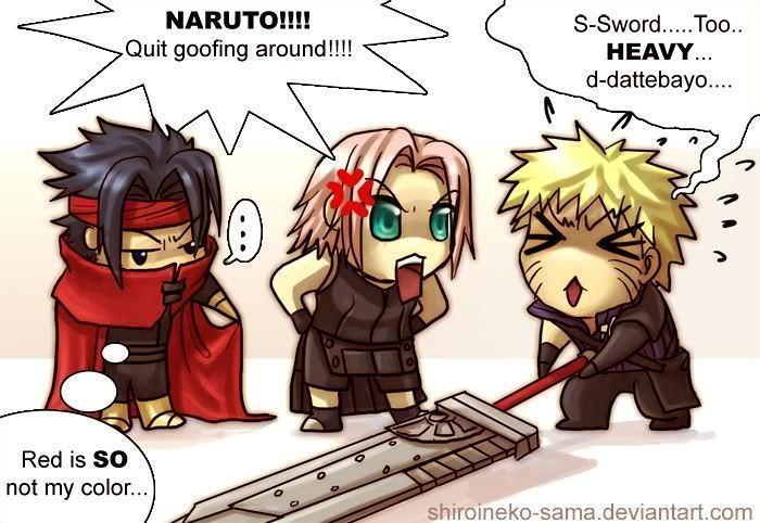 Naruto Shippuuden Images Naruto Sakura And Sasuke Cosplay Fond D