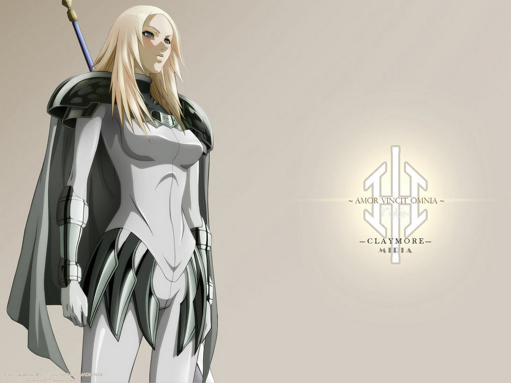 Claymore images Phanto...