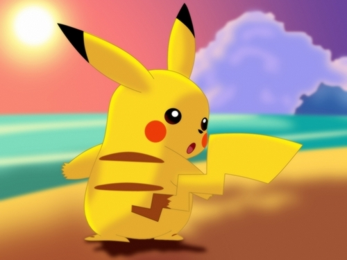 Pikachu:)