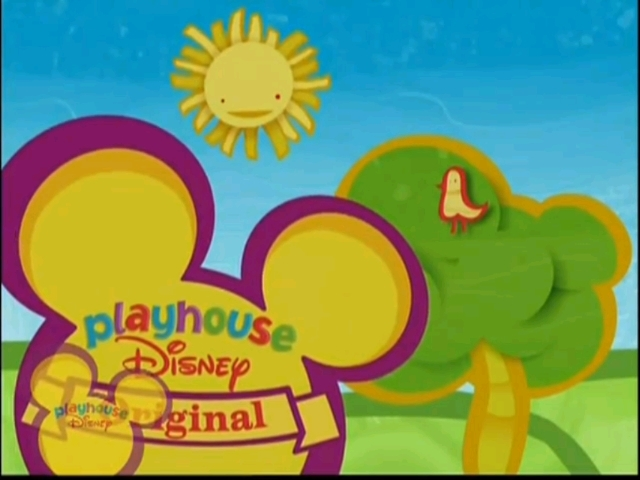 Playhouse disney Originals (2007)