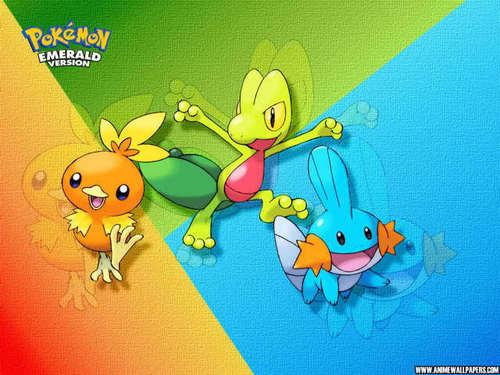 Pokemon پیپر وال