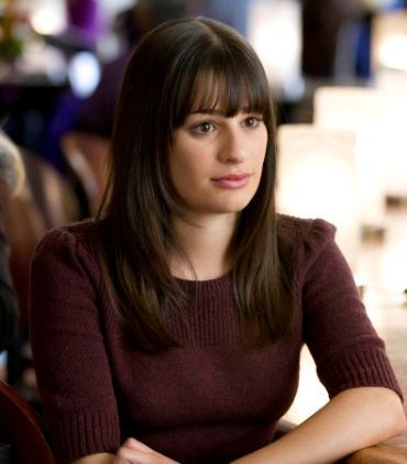 Rachel Berry karatasi la kupamba ukuta possibly containing a sign and a portrait titled Rachel Berry