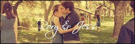 Rory and Jess Banner