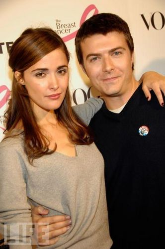 Rose Byrne & Noah Bean
