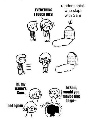 Sam's destiny