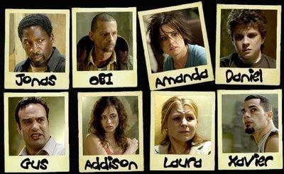 Saw 2 - Cast