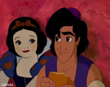 Snow White/Aladdin