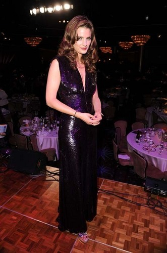 "Stana Katic at ""A Night At Sardi's"""