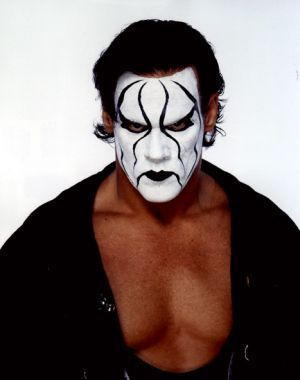 Sting WCW achtergrond called Sting