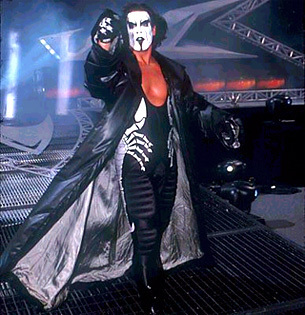 Sting WCW wallpaper titled Sting